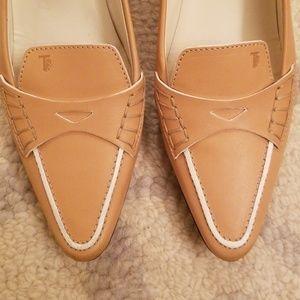 Tods 2.5 heel sz 8